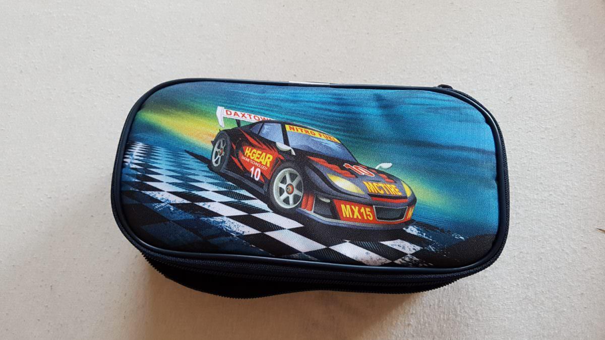 Herlitz Motion Plus Super Racer 10
