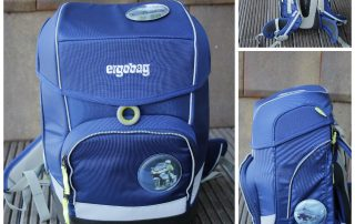 ergobag cubo Test